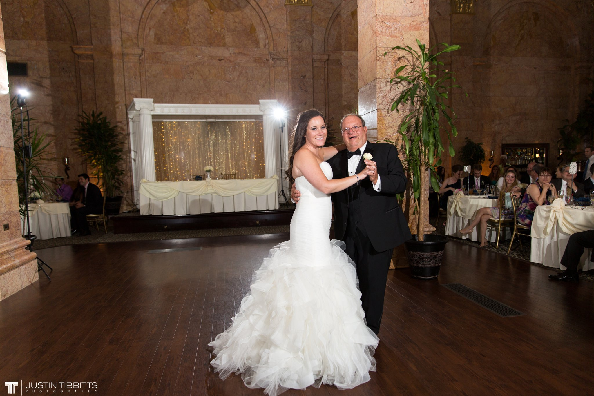 The State Room Albany, NY Wedding with Christian and Meg by Justin Tibbitts Photography_0142