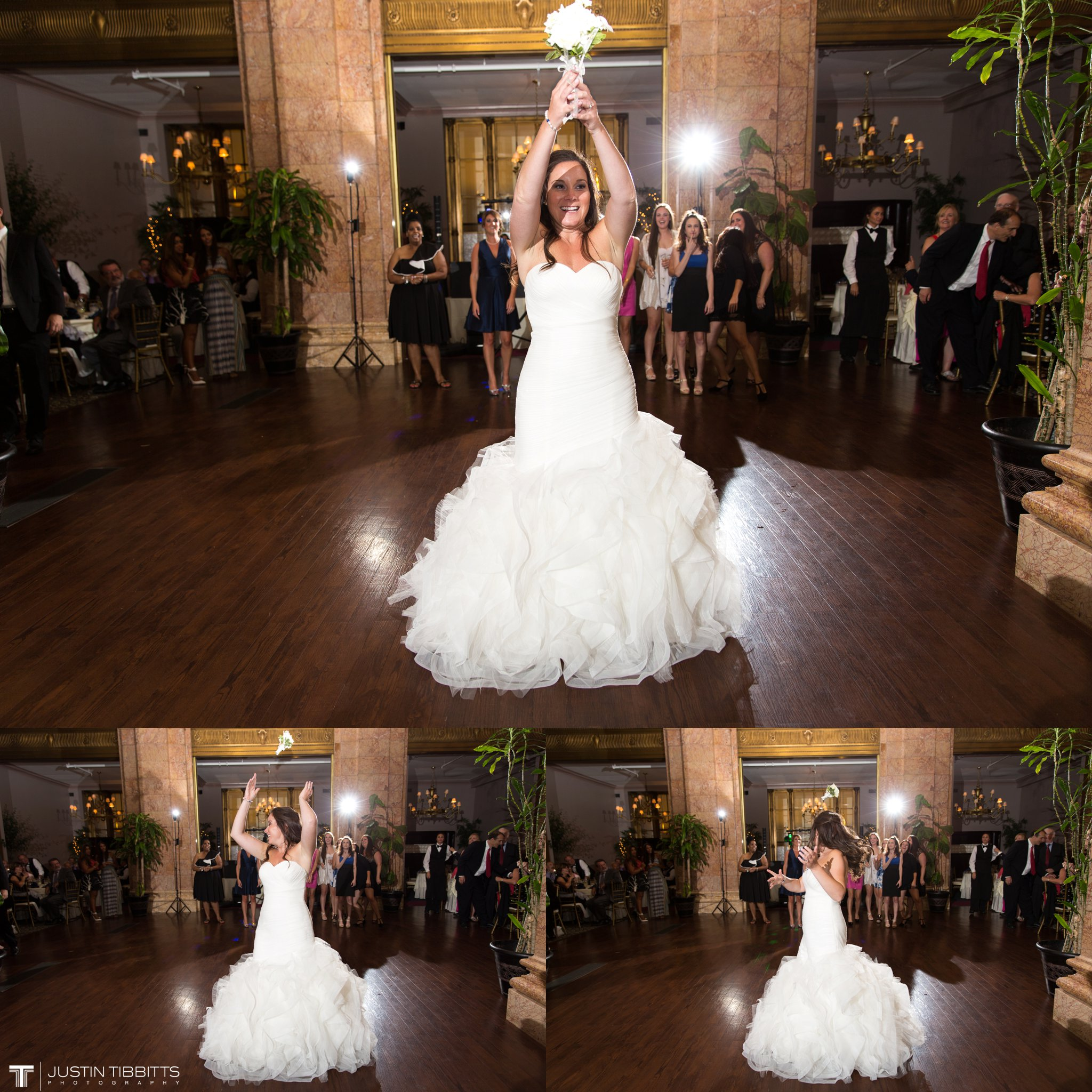 The State Room Albany, NY Wedding with Christian and Meg by Justin Tibbitts Photography_0152