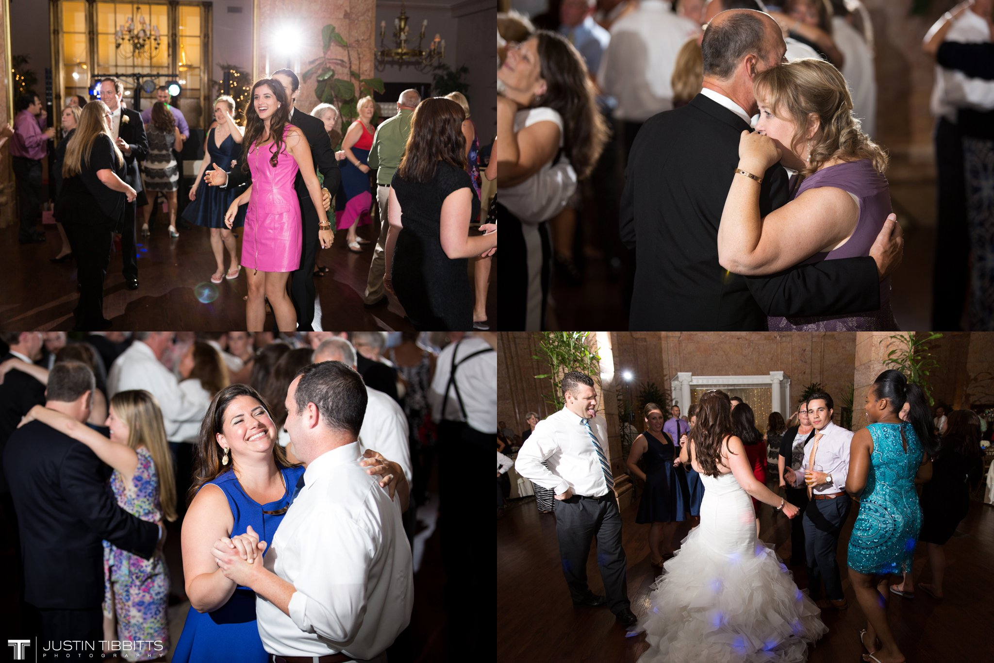 The State Room Albany, NY Wedding with Christian and Meg by Justin Tibbitts Photography_0155