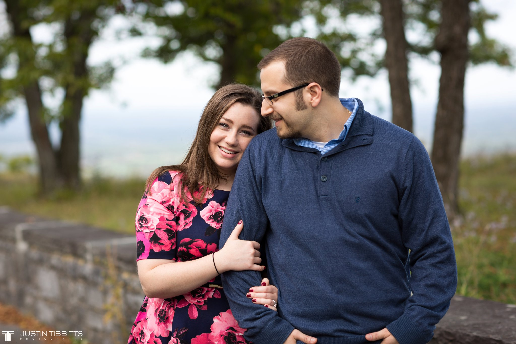 Virginia and George's Thatcher State Park Engagement Shoot_0169
