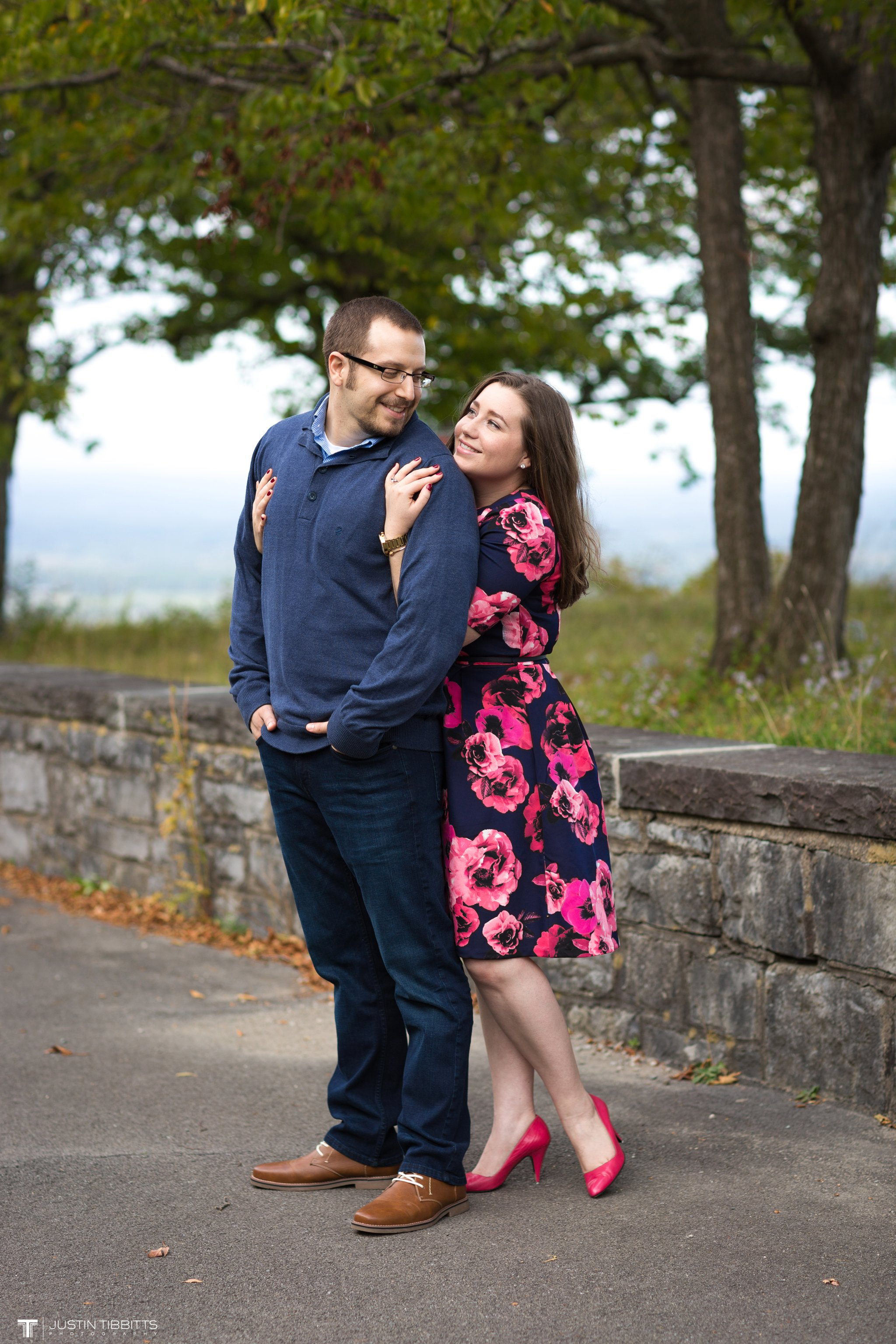 Virginia and George's Thatcher State Park Engagement Shoot_0170