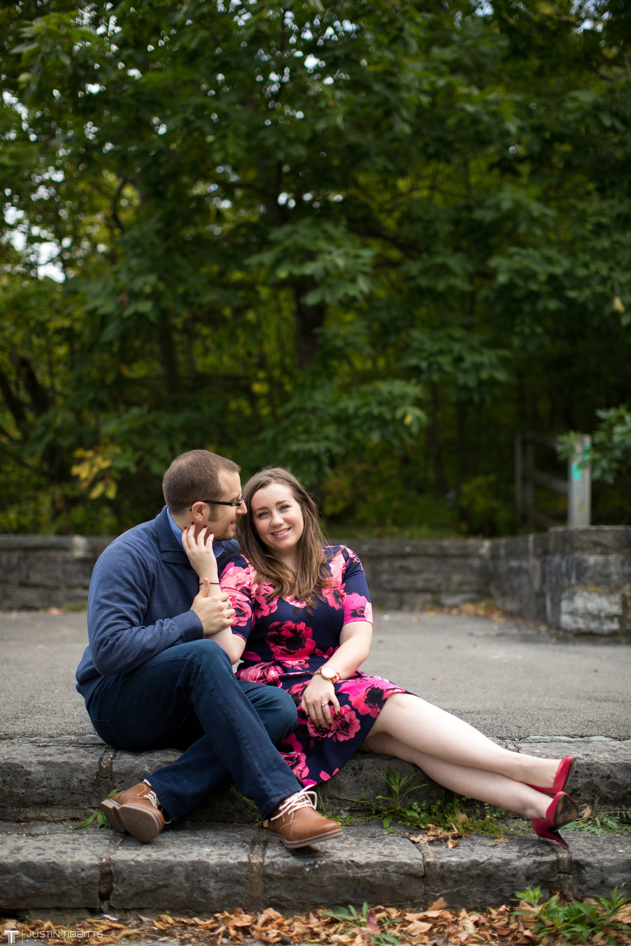 Virginia and George's Thatcher State Park Engagement Shoot_0171