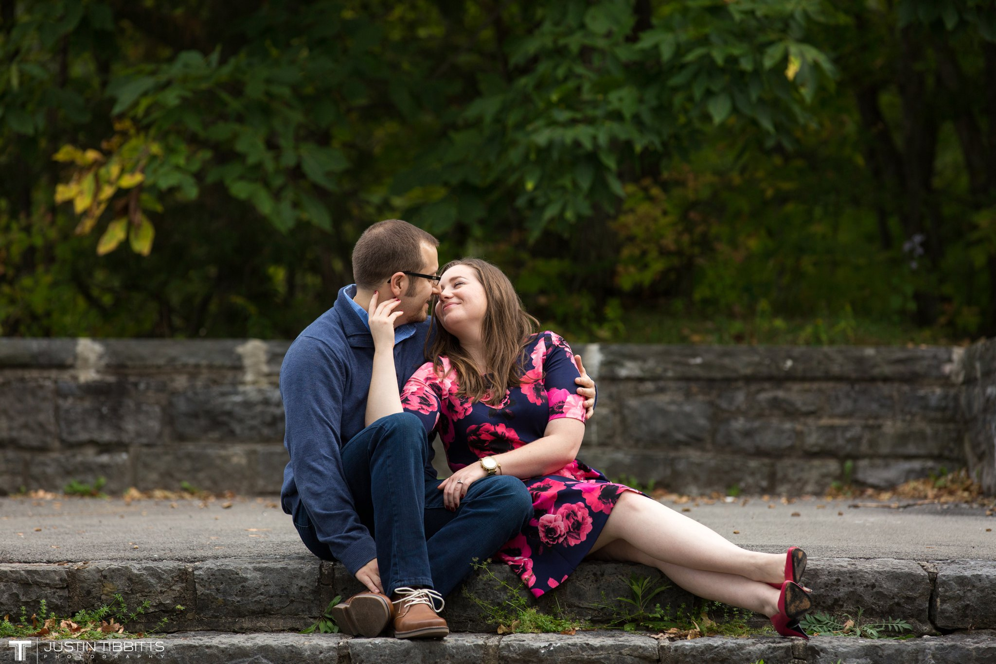 Virginia and George's Thatcher State Park Engagement Shoot_0172