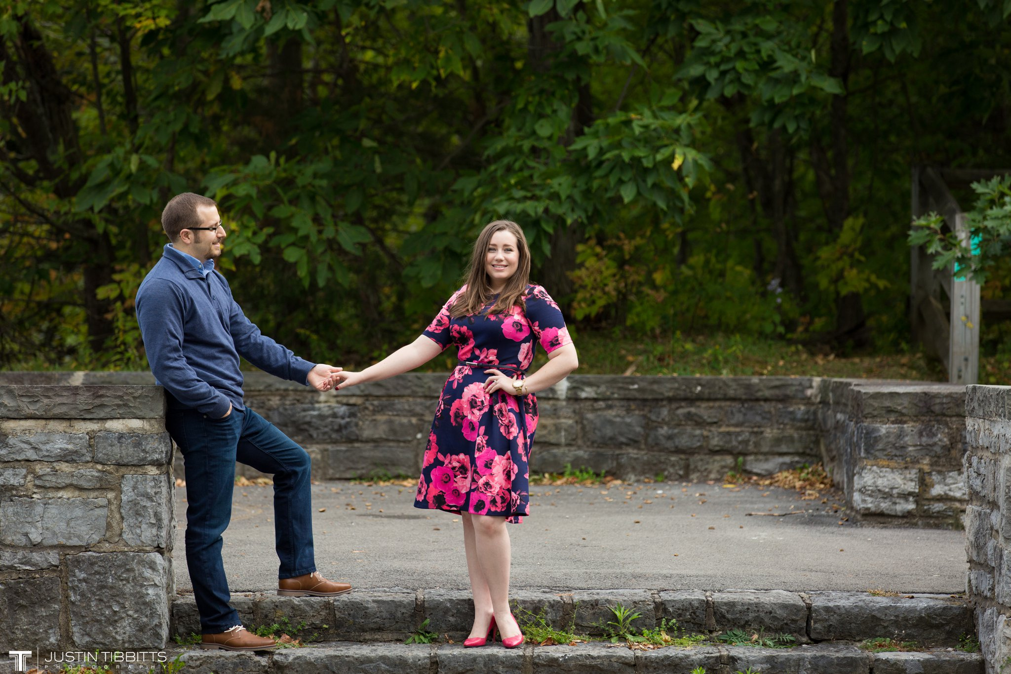 Virginia and George's Thatcher State Park Engagement Shoot_0173