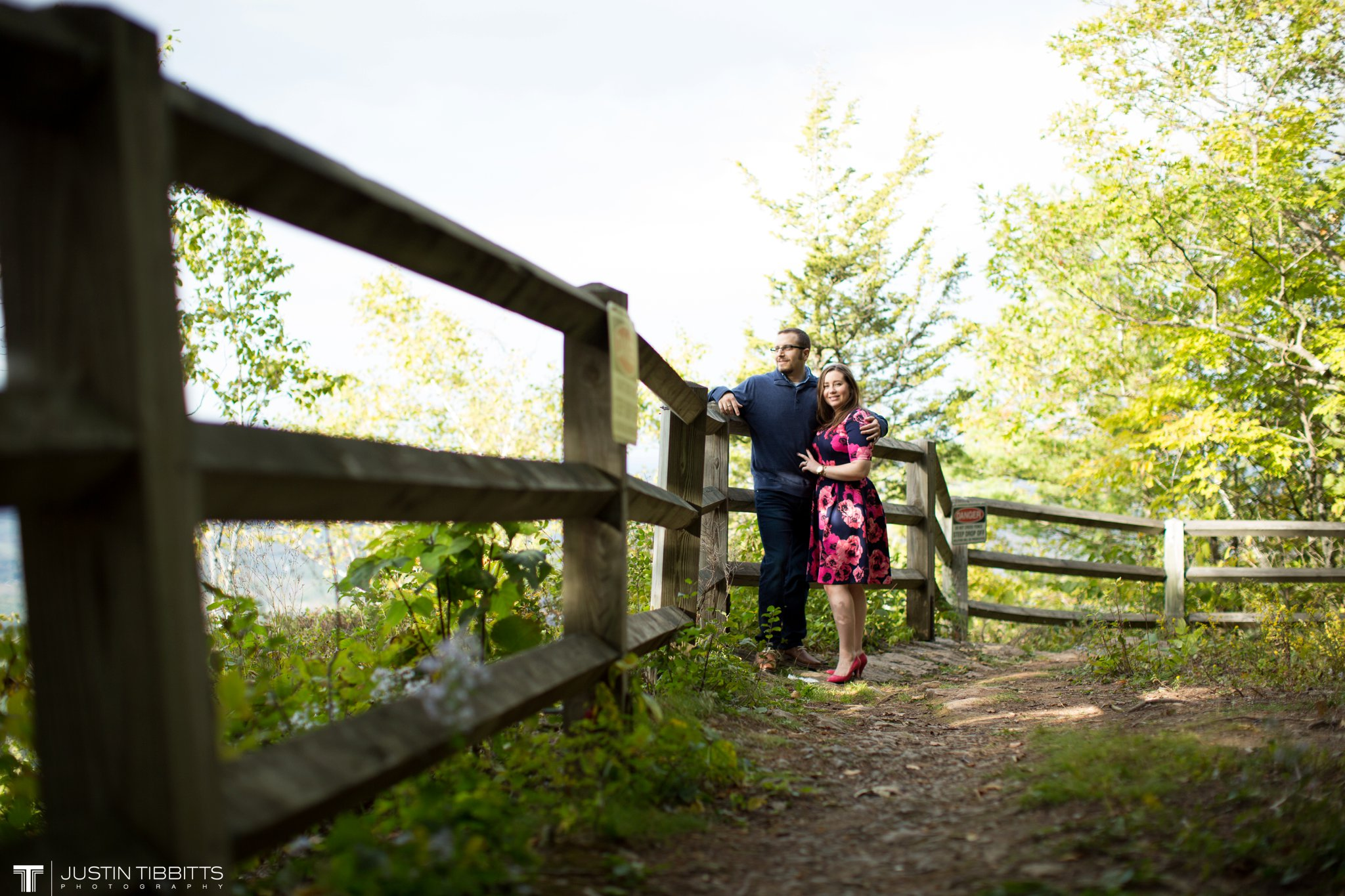 Virginia and George's Thatcher State Park Engagement Shoot_0176