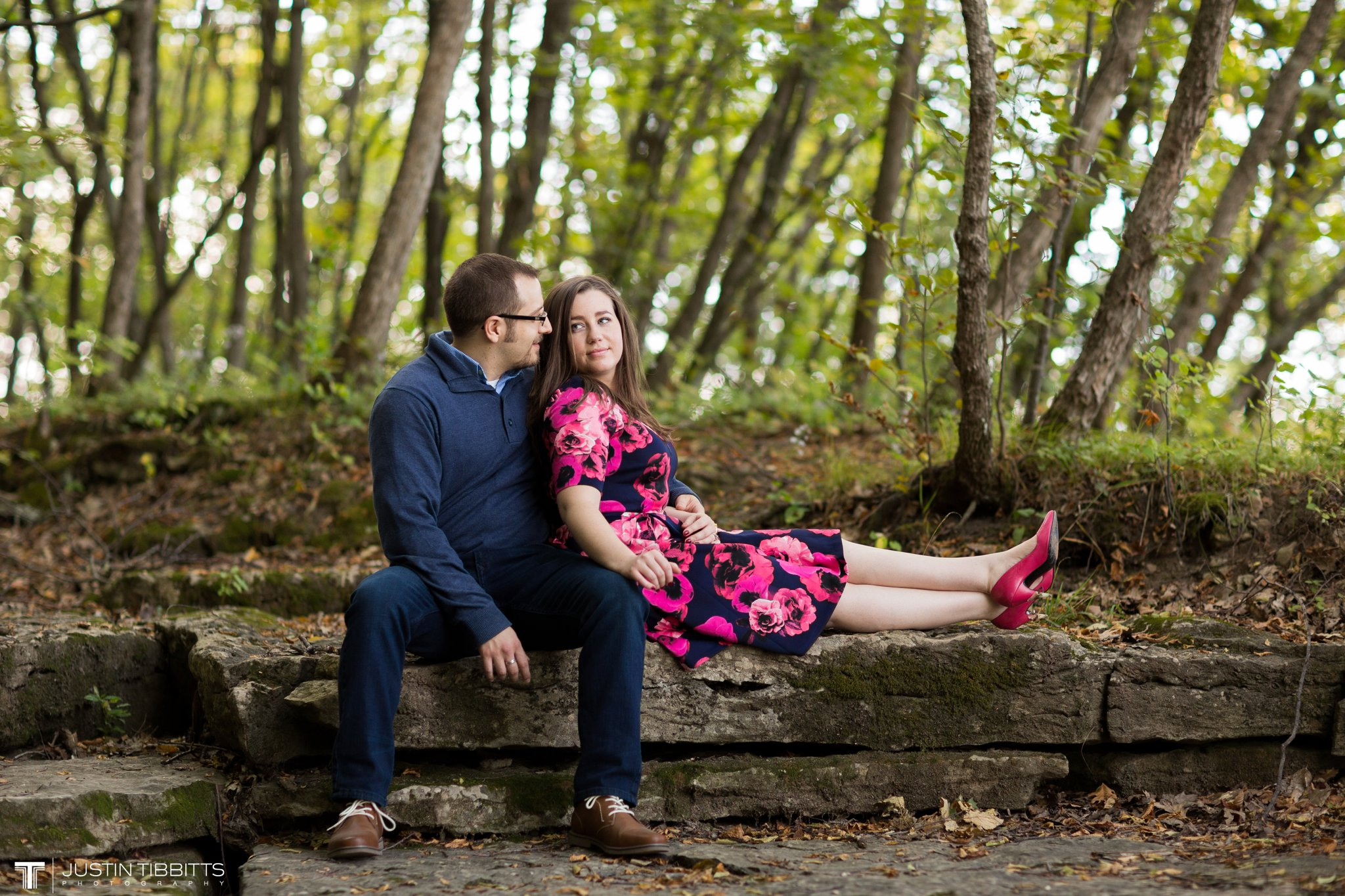 Virginia and George's Thatcher State Park Engagement Shoot_0183