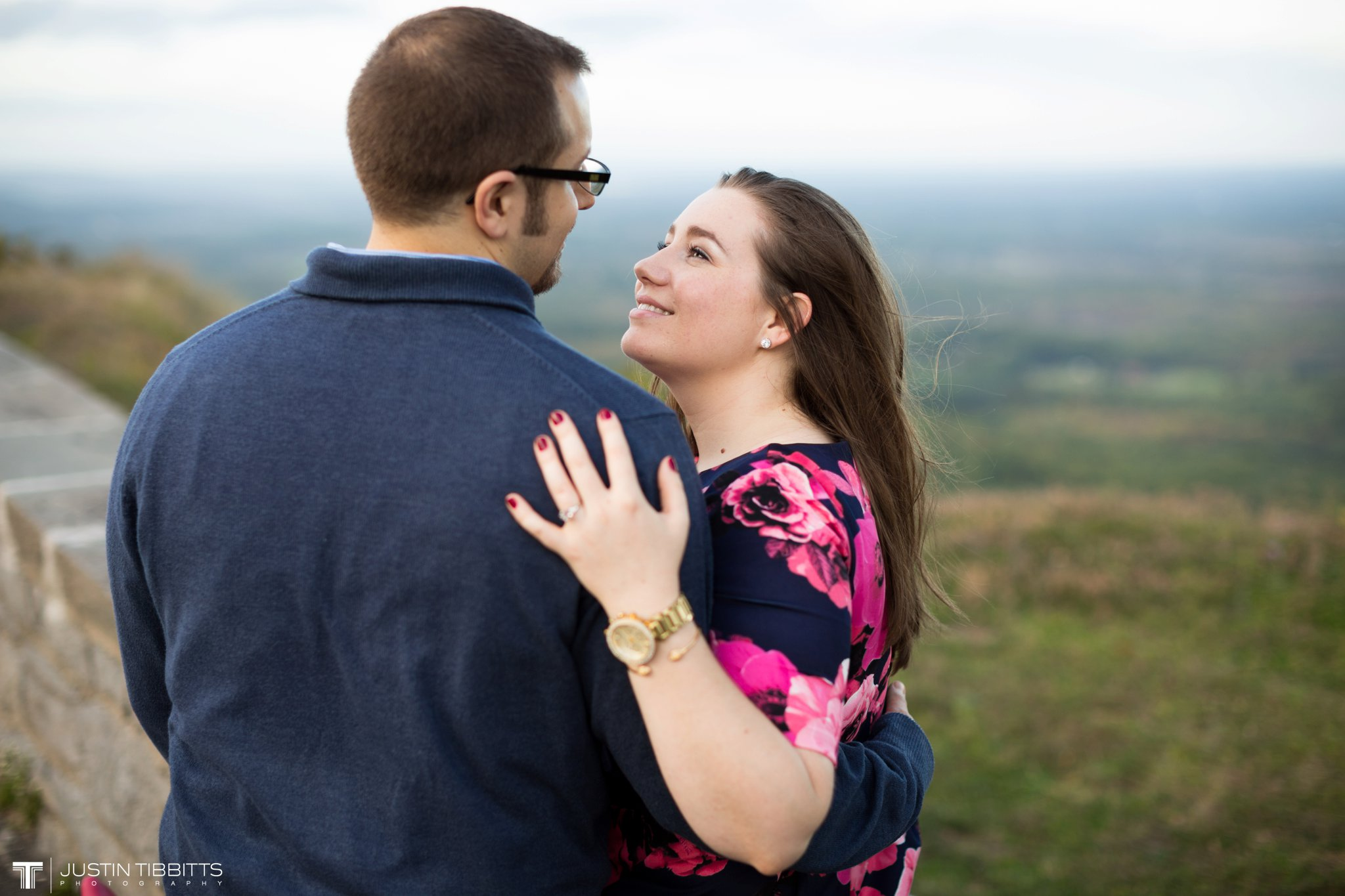 Virginia and George's Thatcher State Park Engagement Shoot_0190