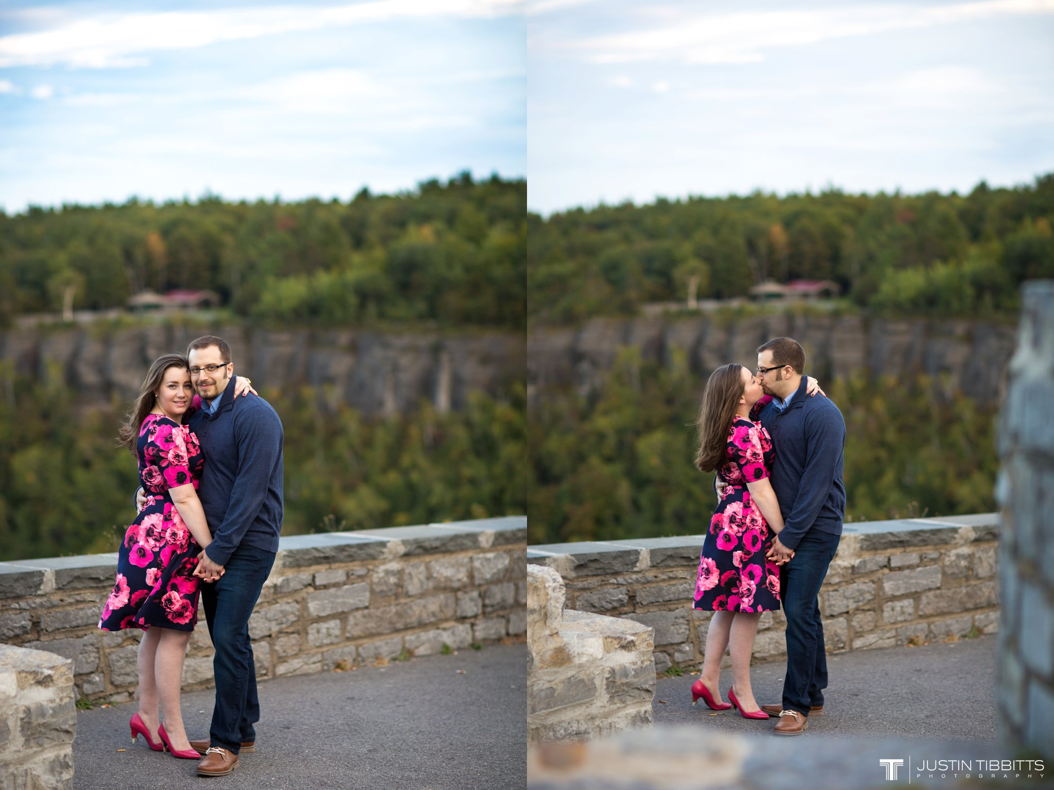 Virginia and George's Thatcher State Park Engagement Shoot_0193