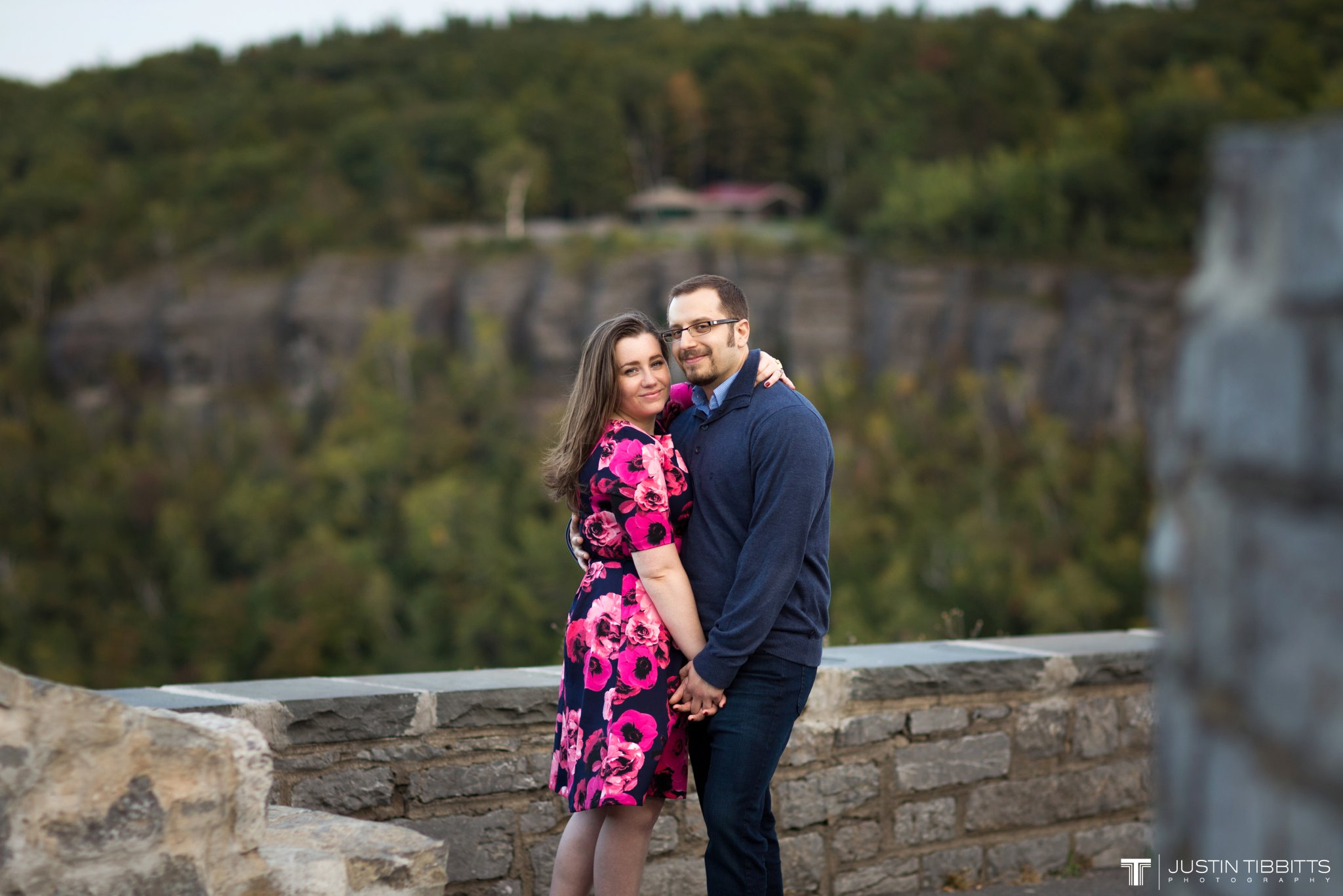 Virginia and George's Thatcher State Park Engagement Shoot_0194
