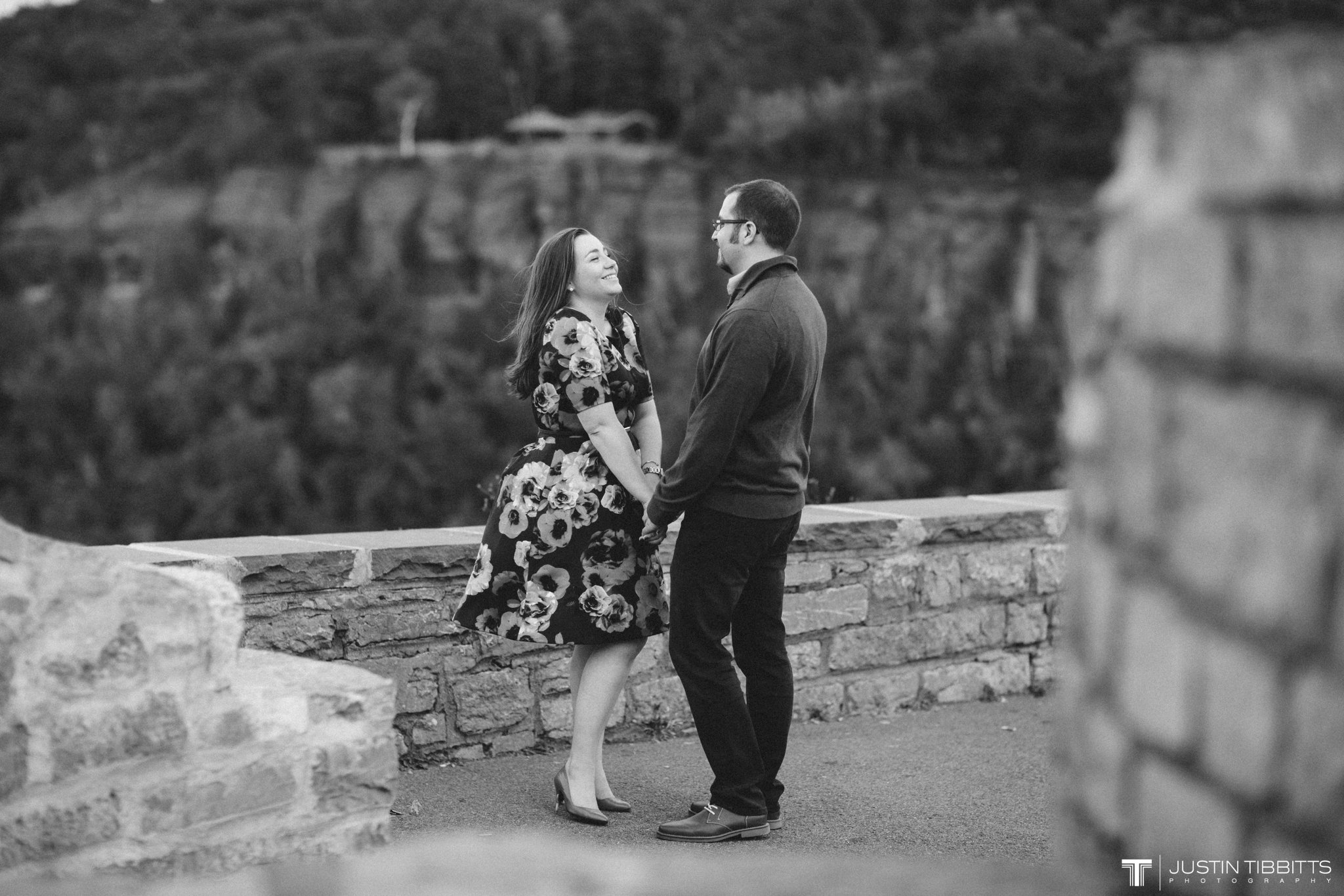 Virginia and George's Thatcher State Park Engagement Shoot_0195