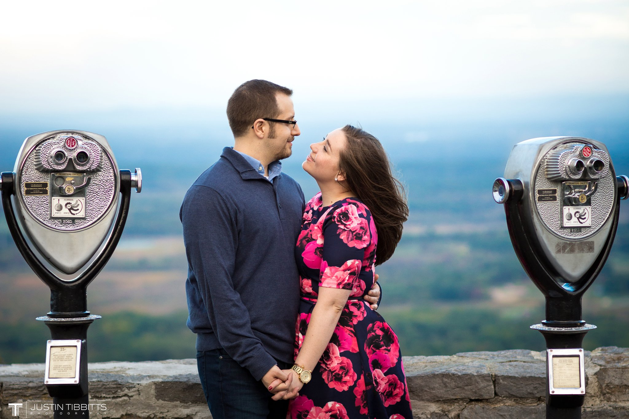 Virginia and George's Thatcher State Park Engagement Shoot_0199