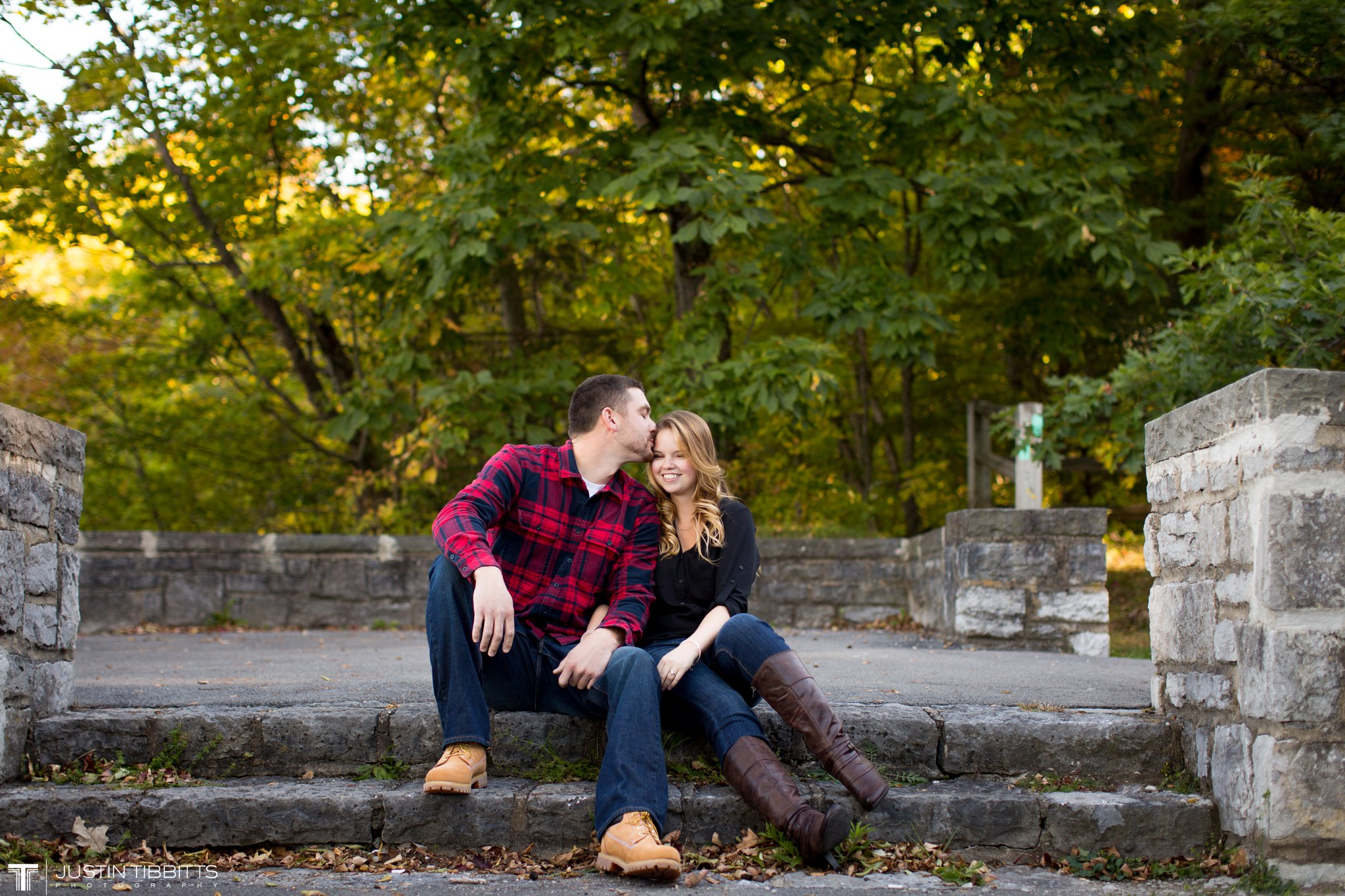 Agata and Seth's Thatcher Park Engagement Shoot_0002
