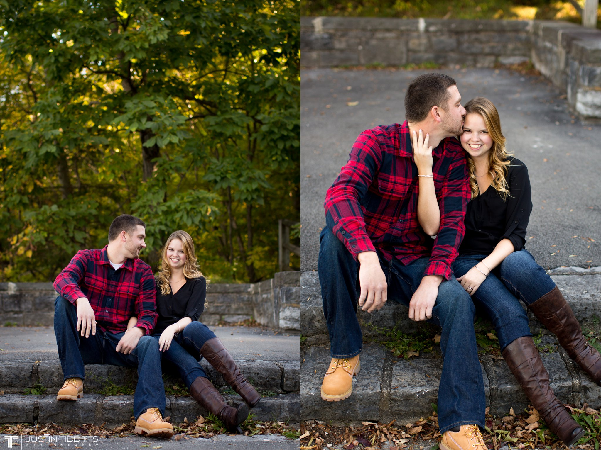 Agata and Seth's Thatcher Park Engagement Shoot_0005