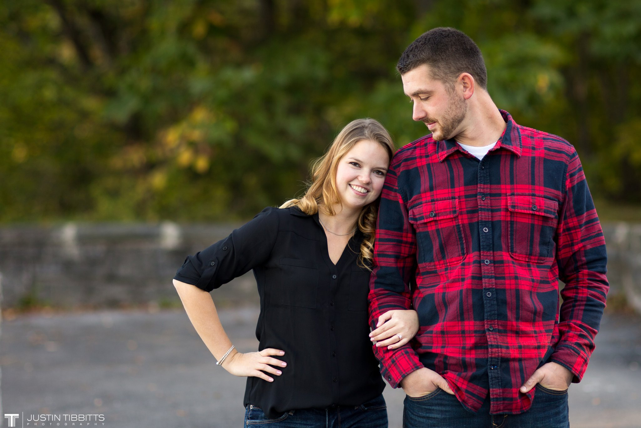 Agata and Seth's Thatcher Park Engagement Shoot_0008
