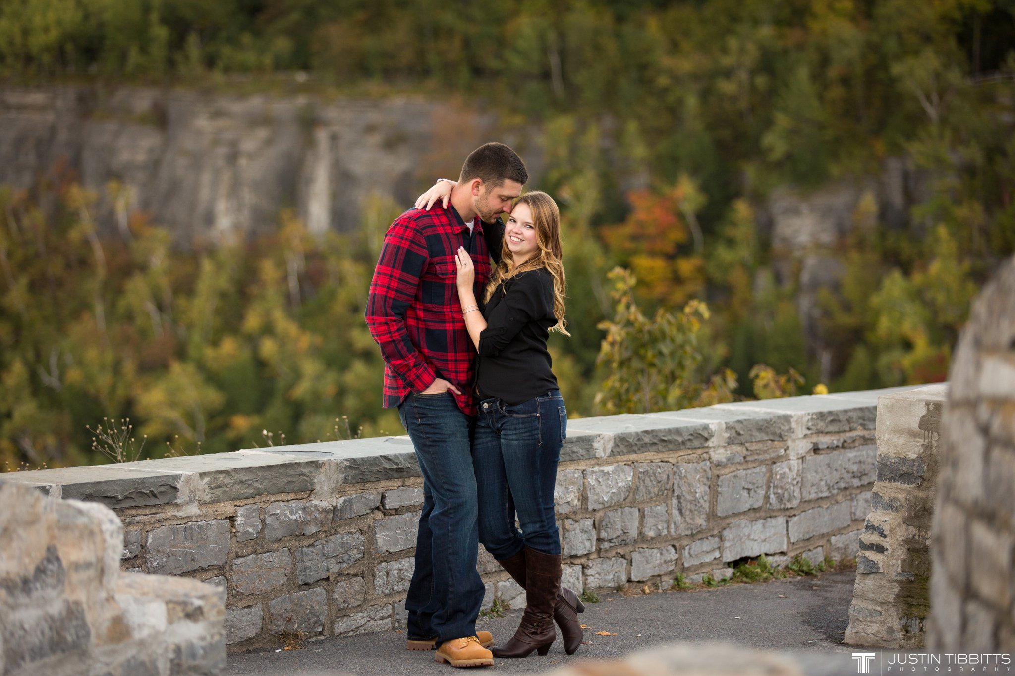 Agata and Seth's Thatcher Park Engagement Shoot_0023