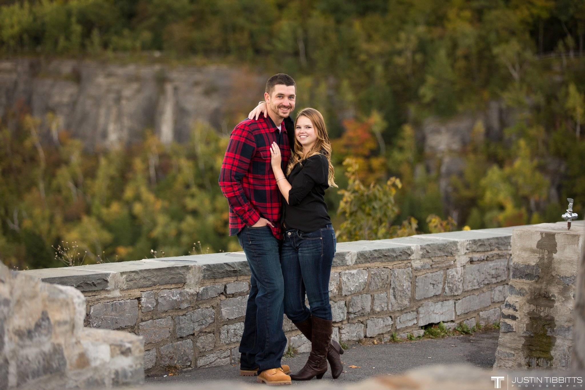 Agata and Seth's Thatcher Park Engagement Shoot_0024