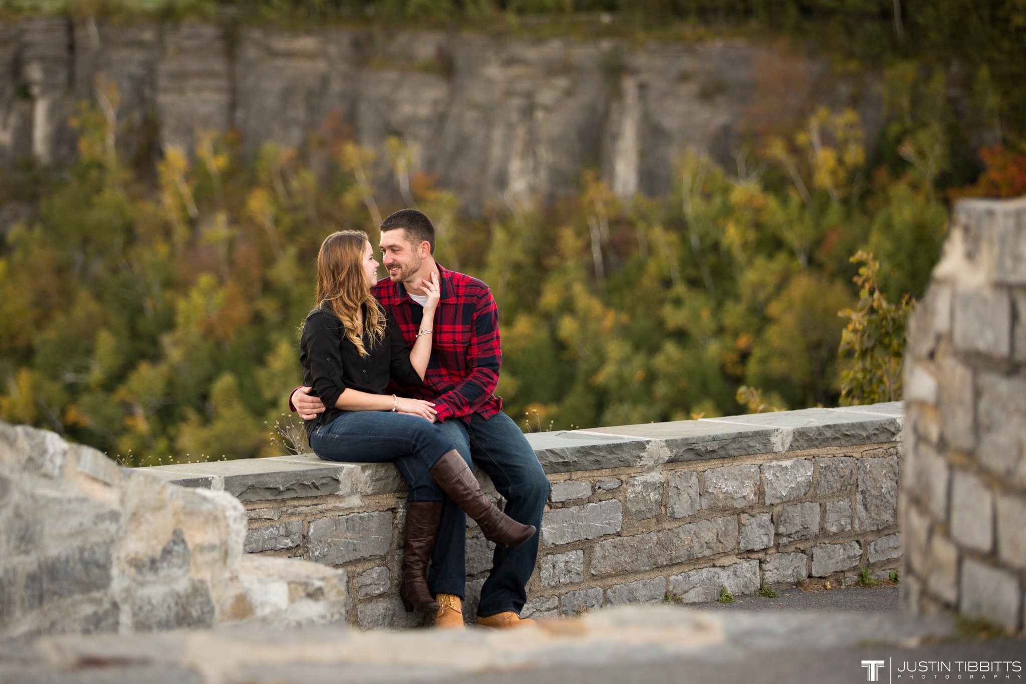 Agata and Seth's Thatcher Park Engagement Shoot_0025