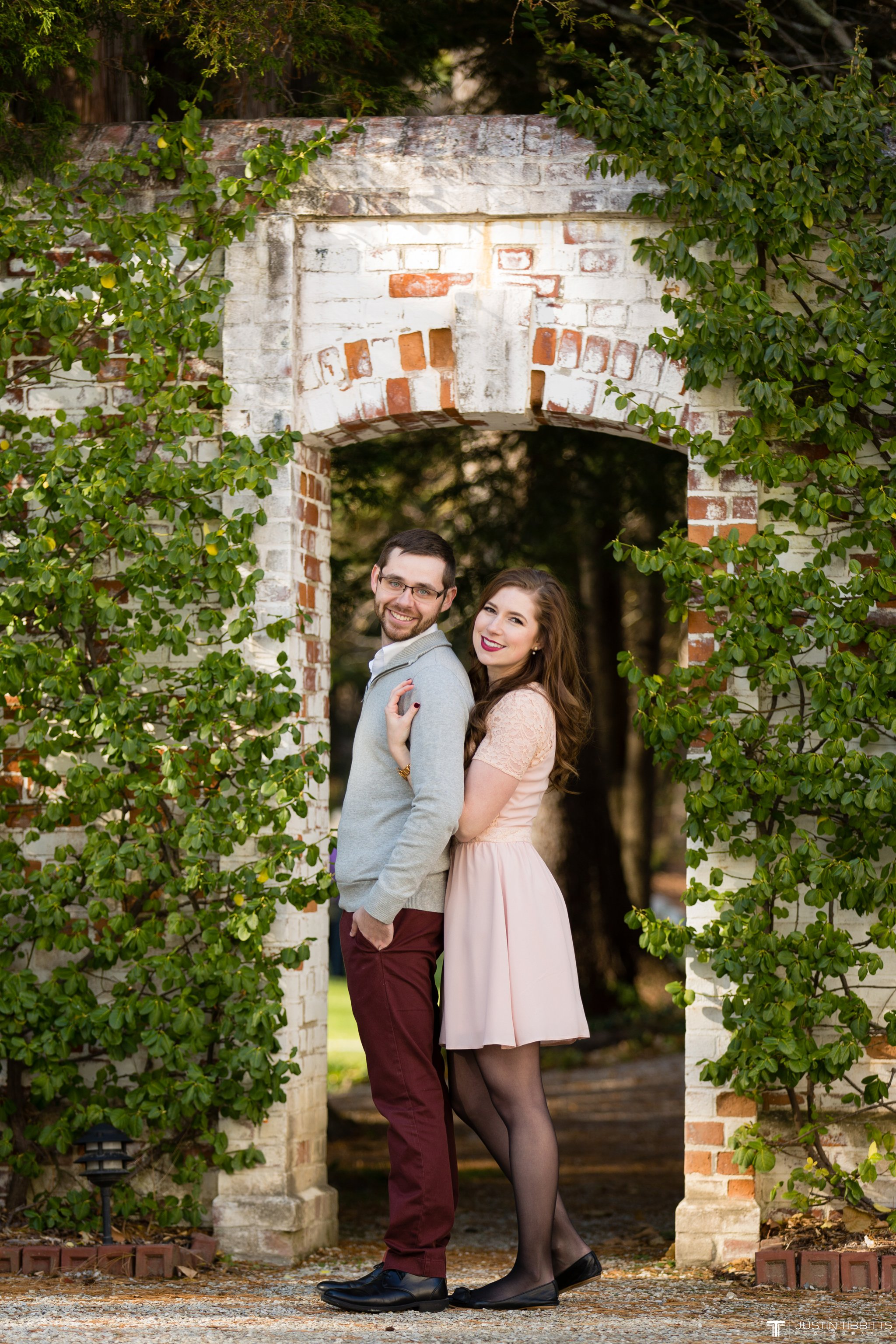 Amber and Zack's Engagement Shoot at The Mount, Lenox MA_0001