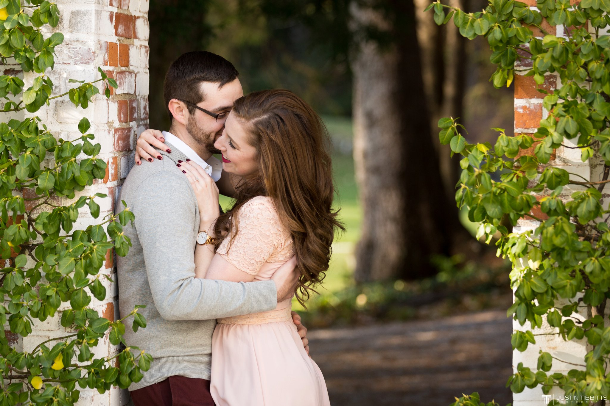 Amber and Zack's Engagement Shoot at The Mount, Lenox MA_0004