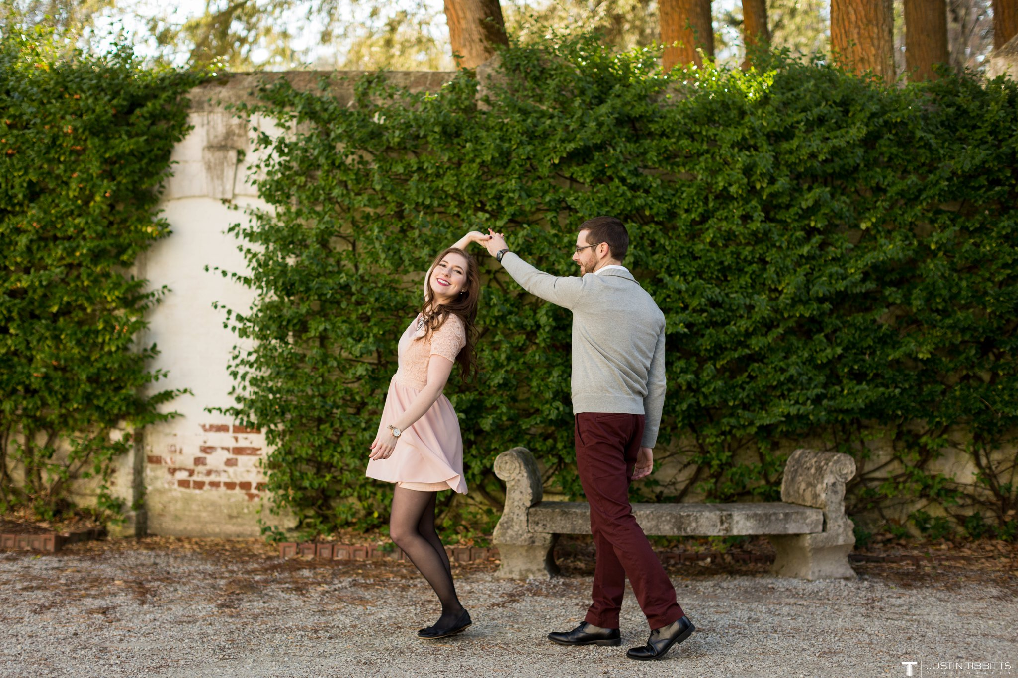 Amber and Zack's Engagement Shoot at The Mount, Lenox MA_0016