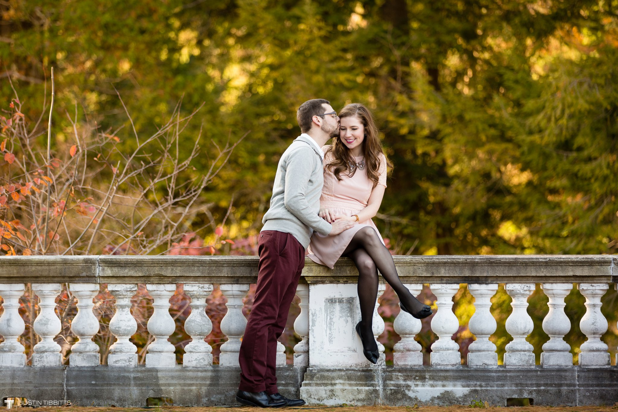 Amber and Zack's Engagement Shoot at The Mount, Lenox MA_0021