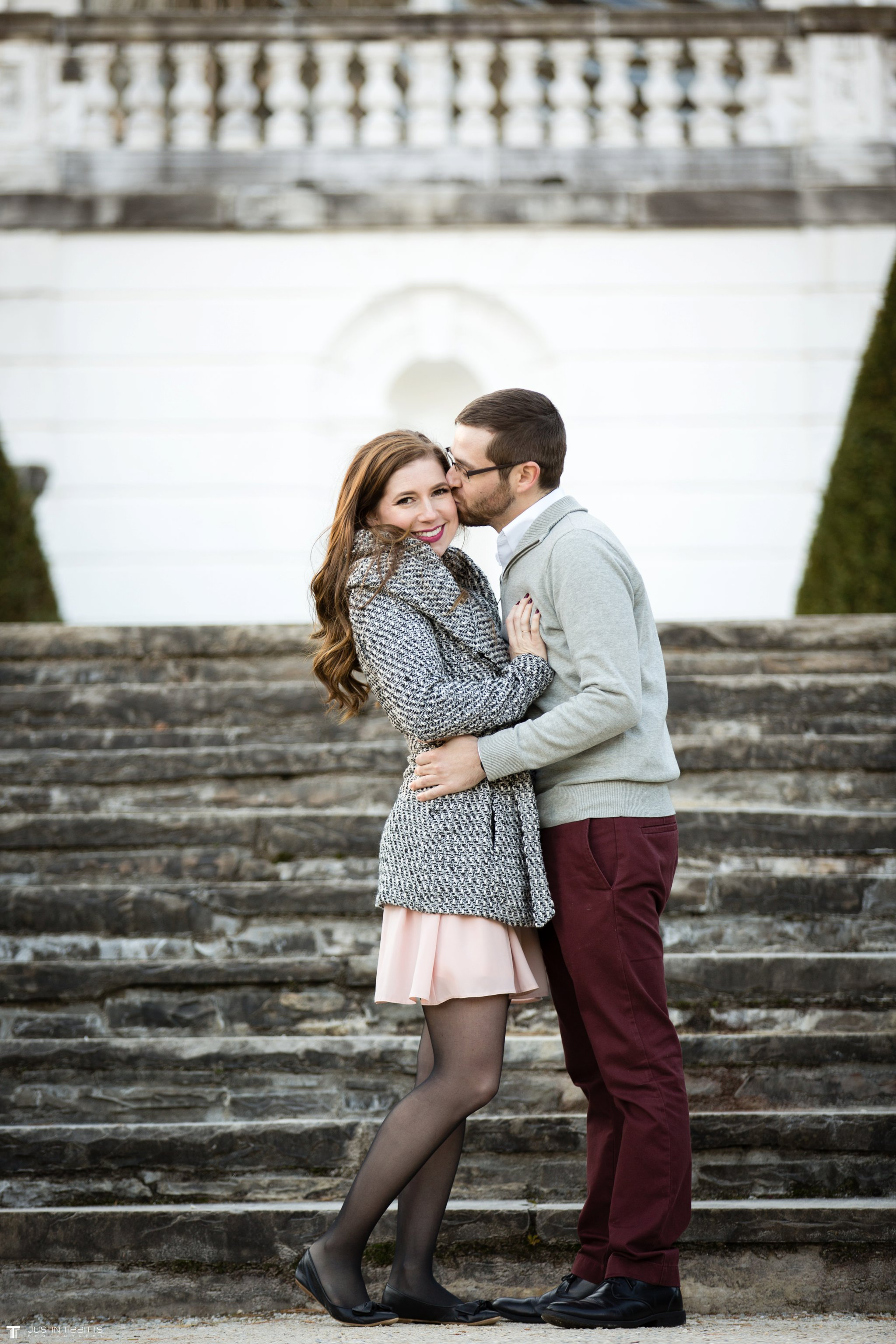 Amber and Zack's Engagement Shoot at The Mount, Lenox MA_0023