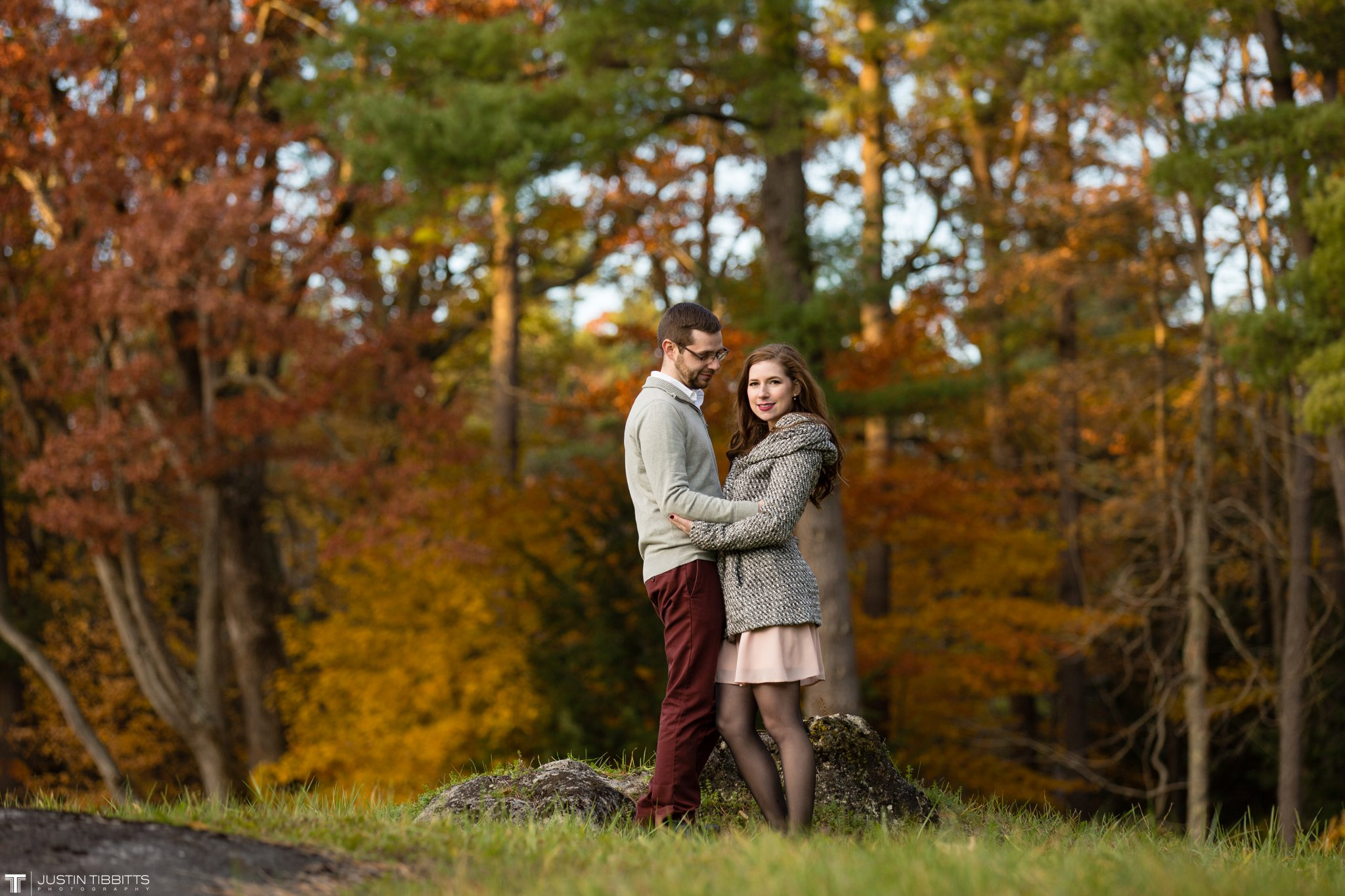 Amber and Zack's Engagement Shoot at The Mount, Lenox MA_0029