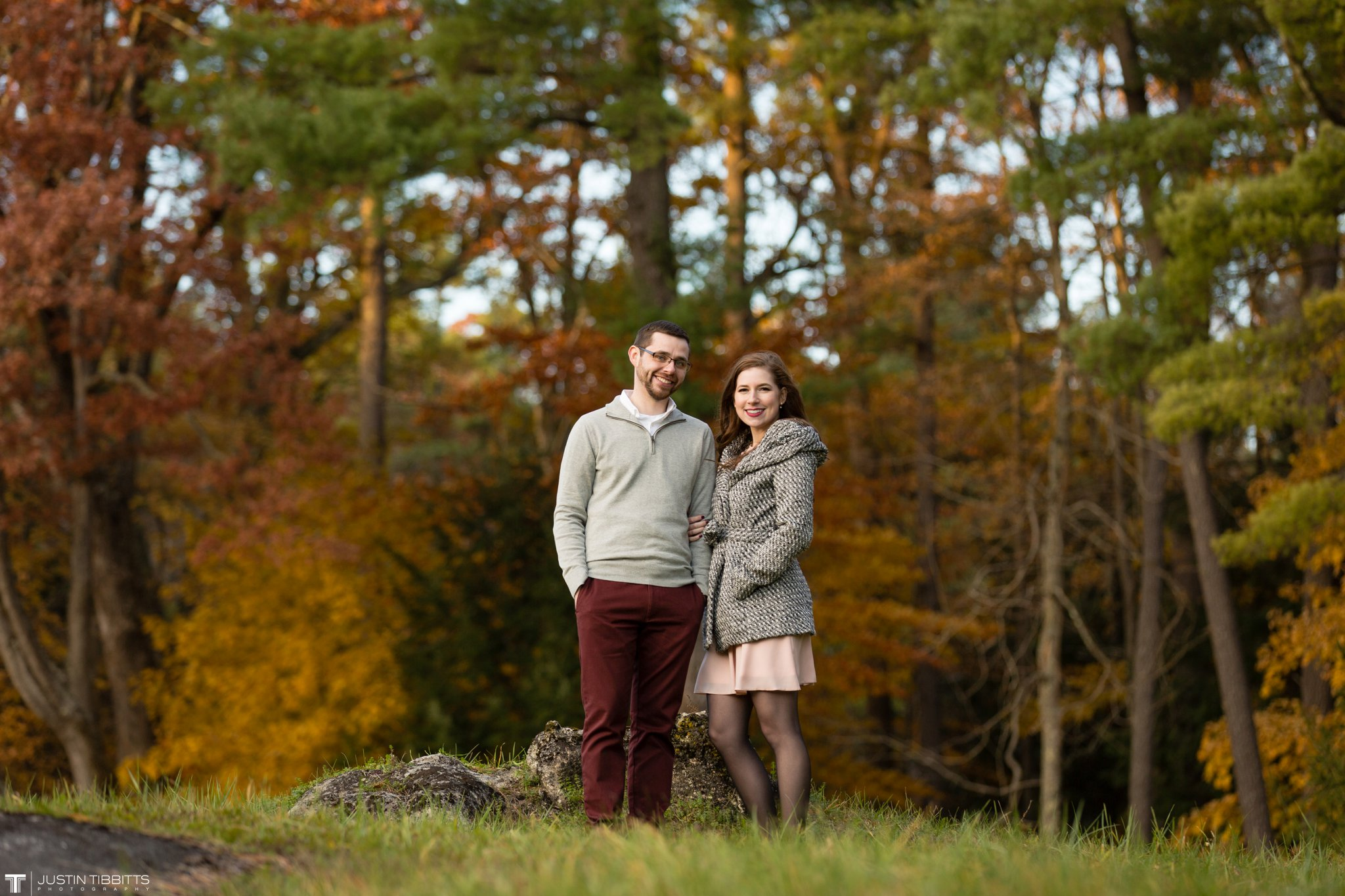 Amber and Zack's Engagement Shoot at The Mount, Lenox MA_0030