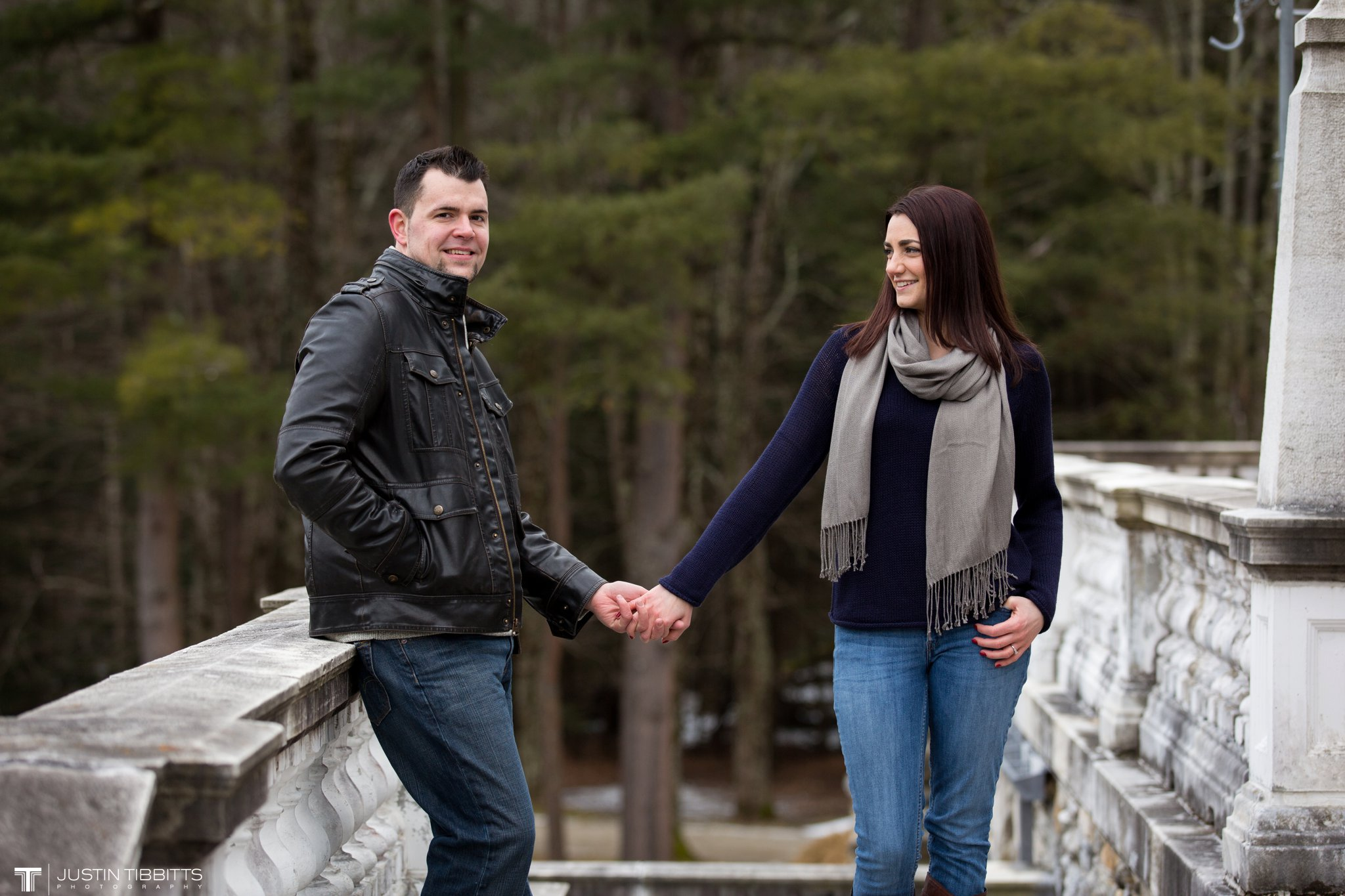 Lauren and Jordan's Engagement Photos at The Mount, Lenox,MA_0028