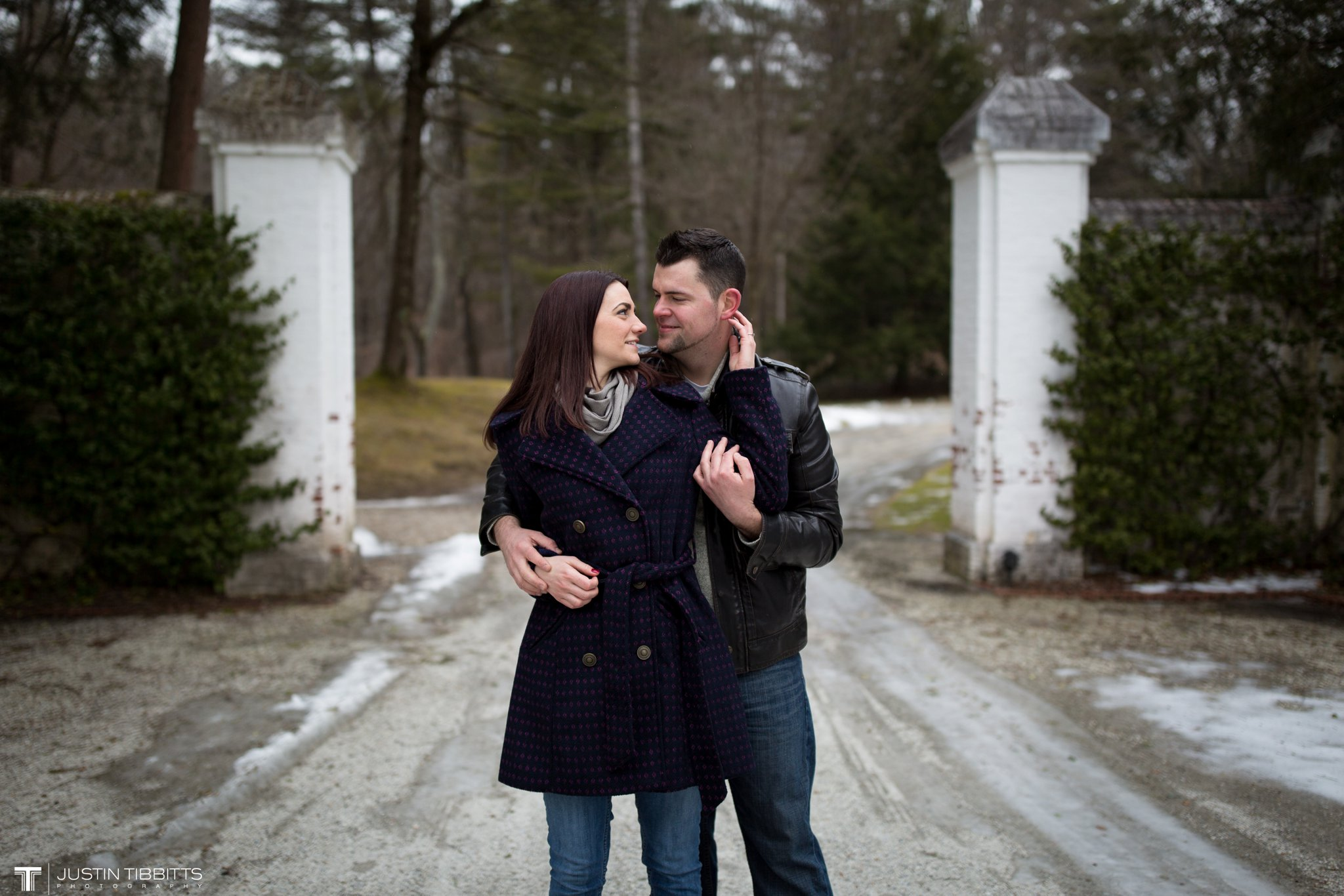 Lauren and Jordan's Engagement Photos at The Mount, Lenox,MA_0031
