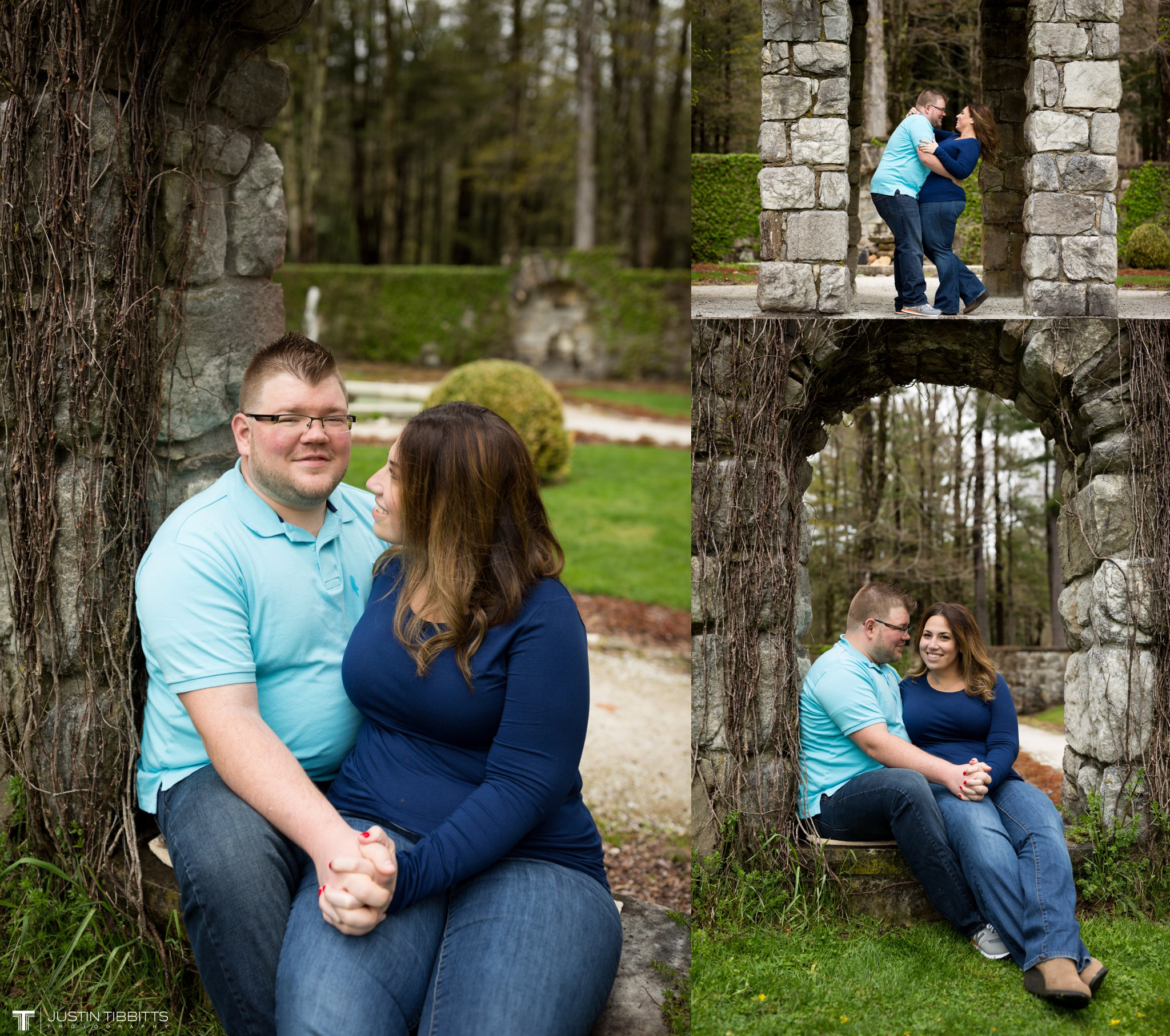 Stacey and Jason's Engagement Shoot at The Mount in Lenox, MA_0004