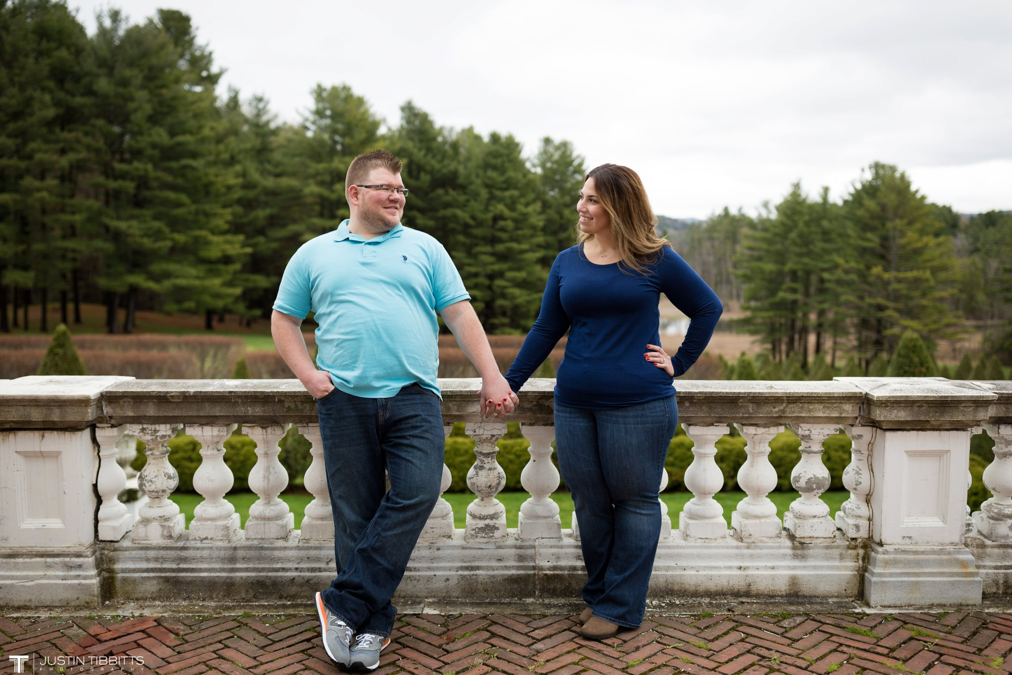 Stacey and Jason's Engagement Shoot at The Mount in Lenox, MA_0009