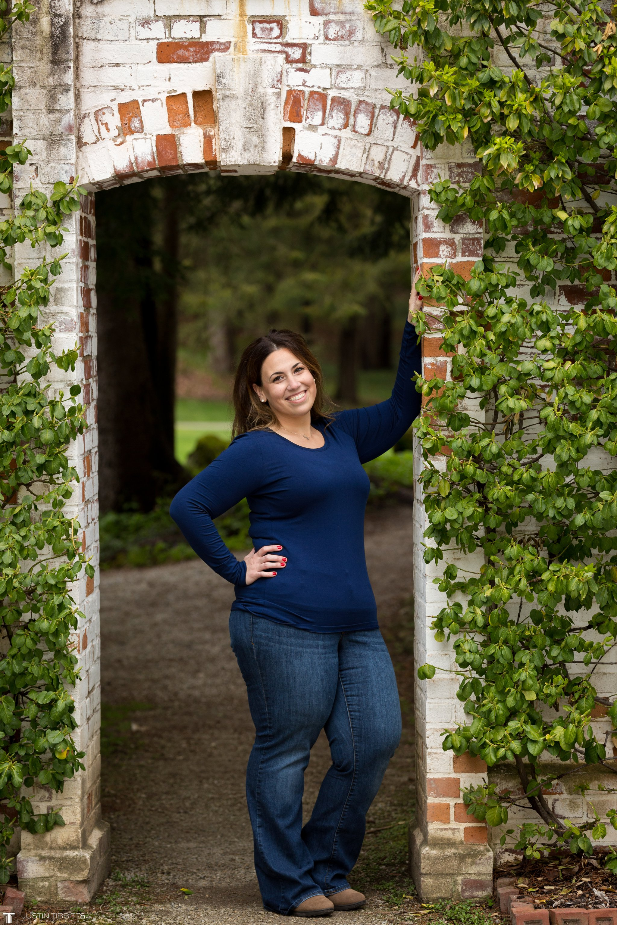 Stacey and Jason's Engagement Shoot at The Mount in Lenox, MA_0011