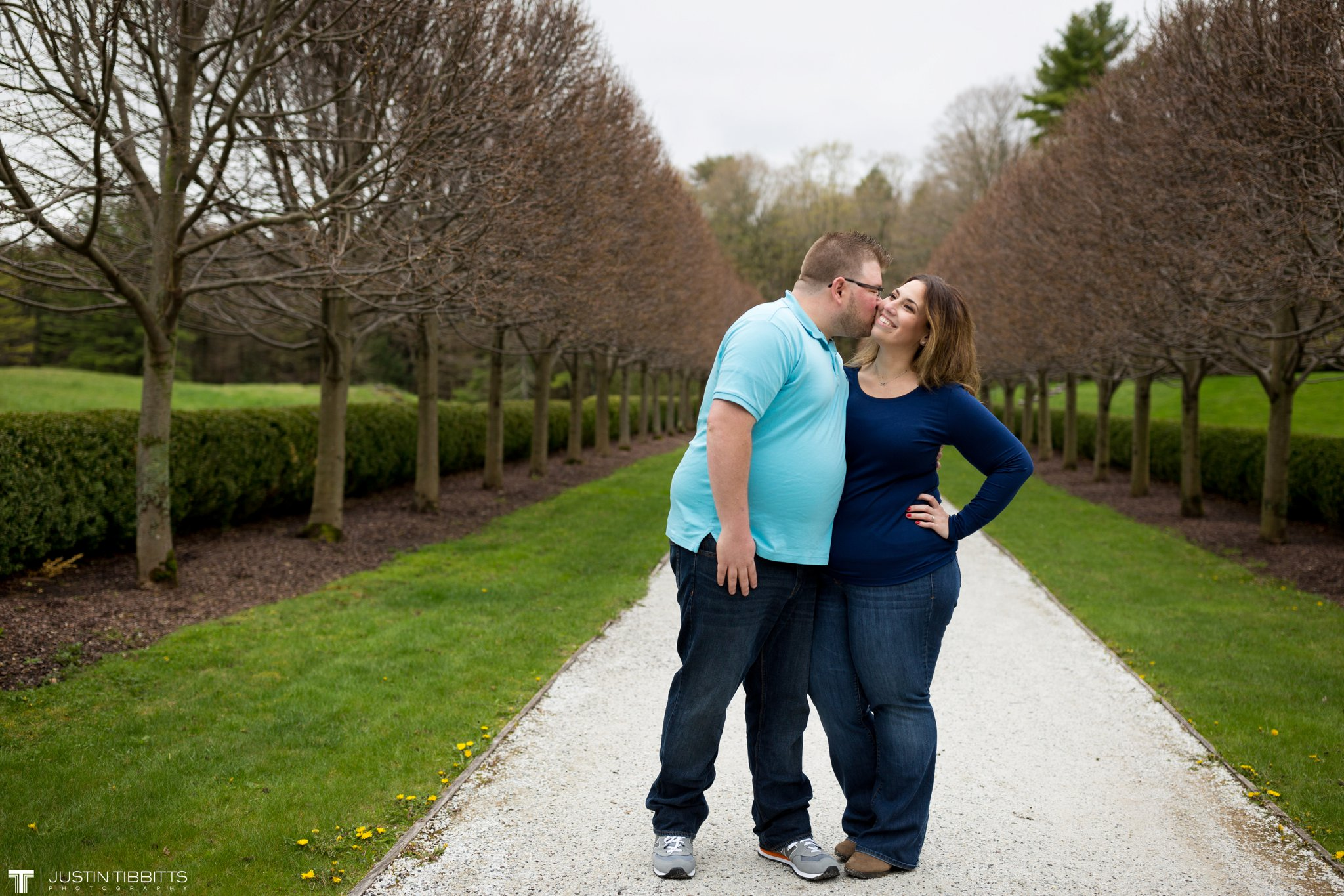 Stacey and Jason's Engagement Shoot at The Mount in Lenox, MA_0016