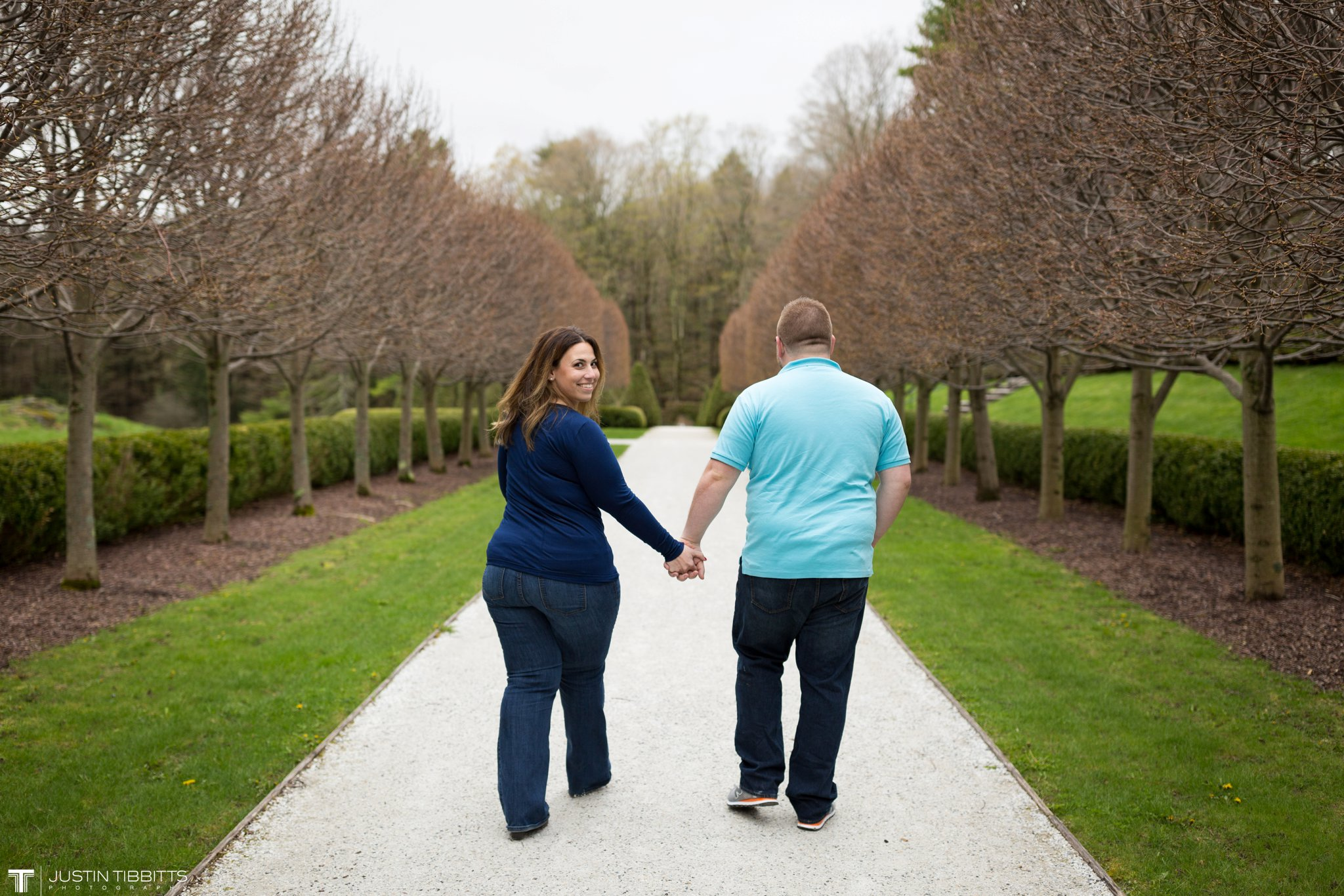 Stacey and Jason's Engagement Shoot at The Mount in Lenox, MA_0018
