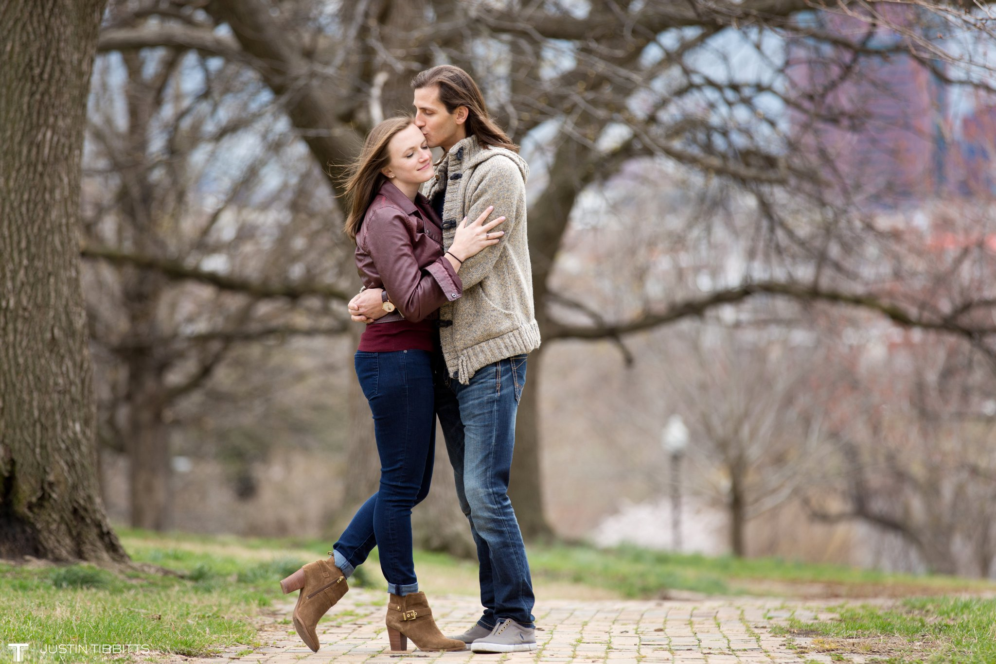 Baltimore Engagement Photos with Lauren and Dustin_0006