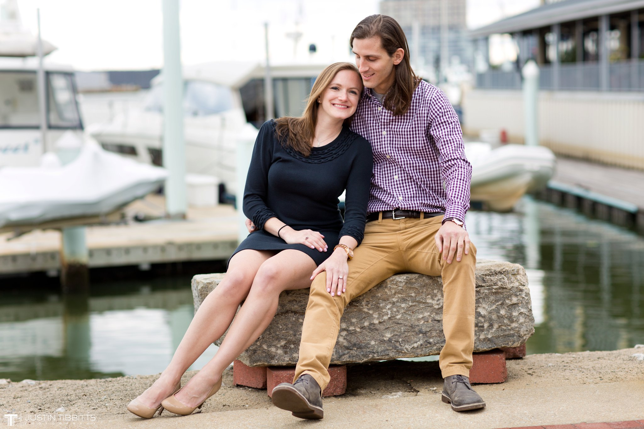 Baltimore Engagement Photos with Lauren and Dustin_0026