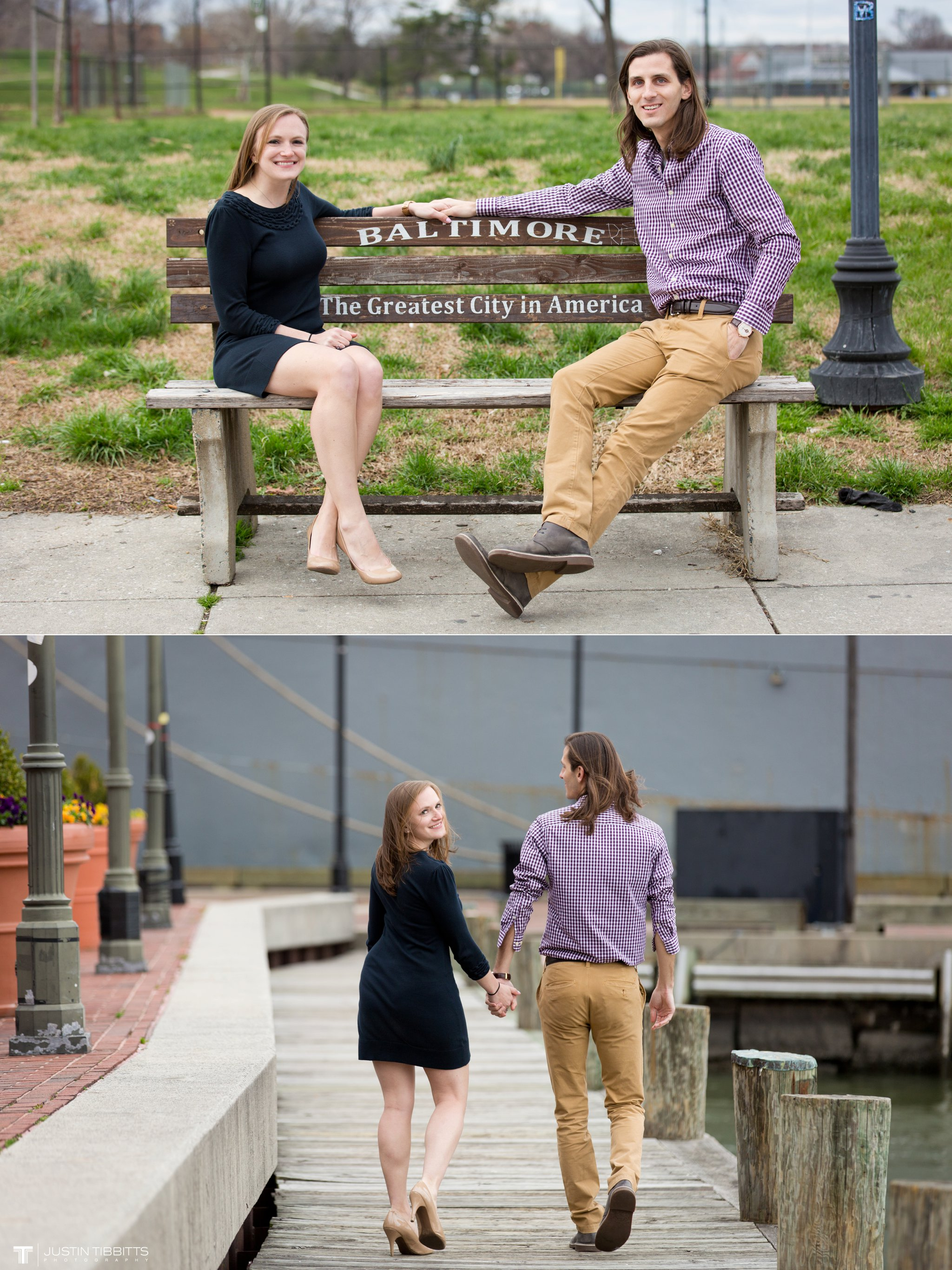Baltimore Engagement Photos with Lauren and Dustin_0037