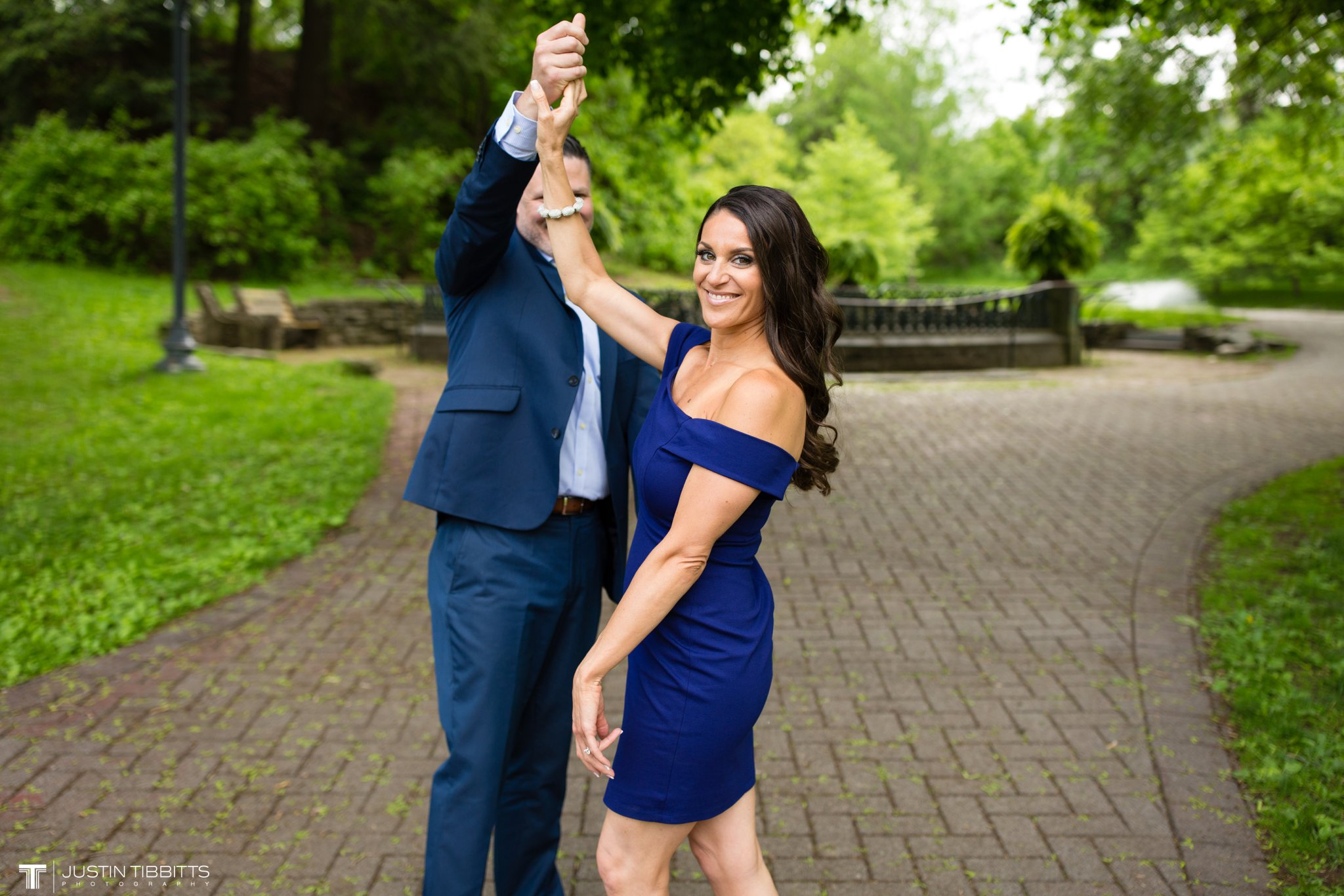 Saratoga Springs Congress Park Engagement Photos with Christie and Mike_0010