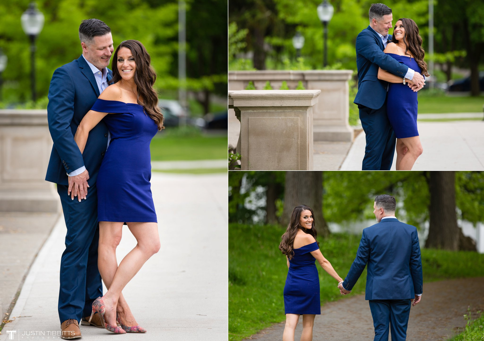 Saratoga Springs Congress Park Engagement Photos with Christie and Mike_0020