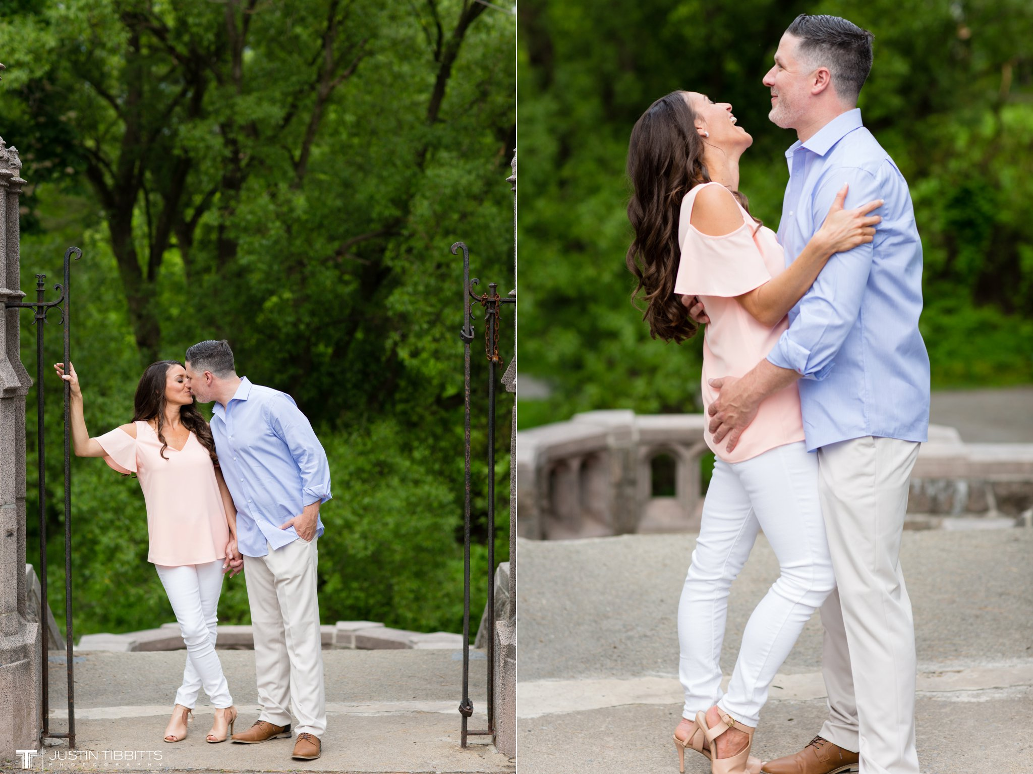 Saratoga Springs Congress Park Engagement Photos with Christie and Mike_0023