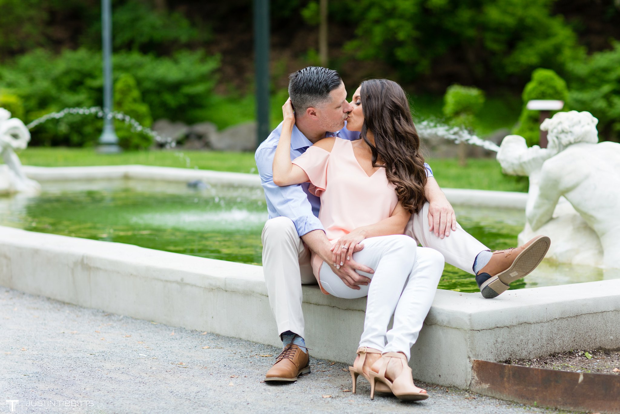 Saratoga Springs Congress Park Engagement Photos with Christie and Mike_0026