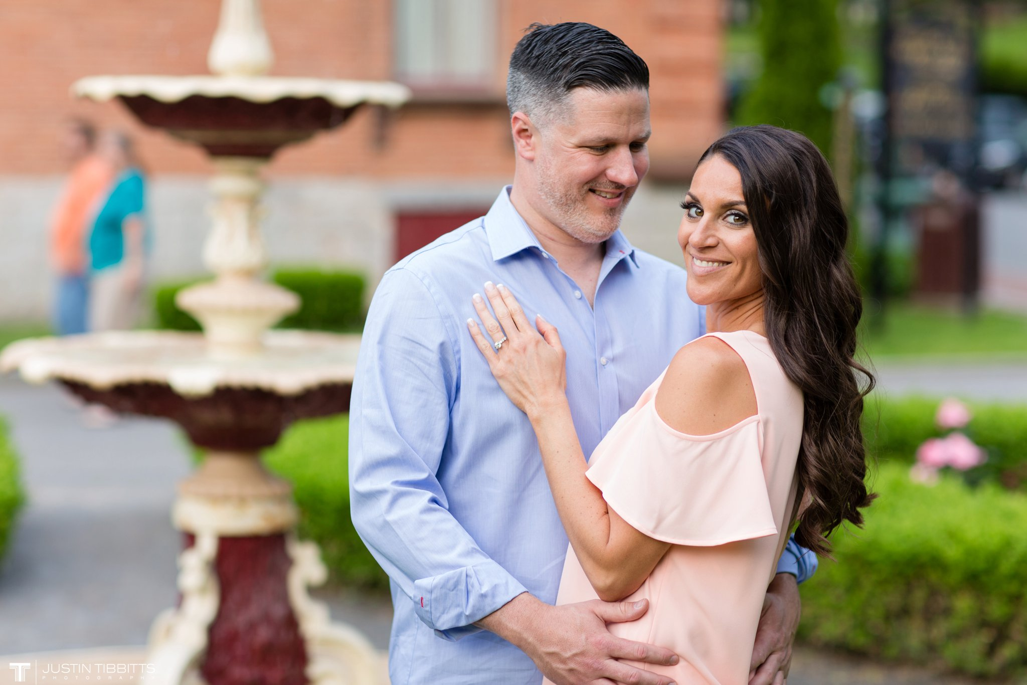 Saratoga Springs Congress Park Engagement Photos with Christie and Mike_0035